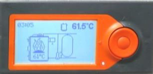 tableau de commande chaudière thermobois